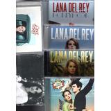 6 Álbuns De Lana Del Rey   A Coleção