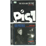 6 Cd Sex Pistols   Never Mind Heres Better Live 76 Club Film