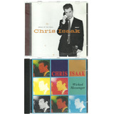 6 Cds Chris Isaak   1987  Speak  Forever  Wicked San Heart