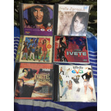 6 Cds Ivete Sangalo Banda Eva Axé Music Veveta Rainha Pop