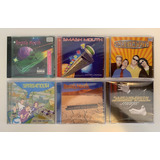 6 Cds Smash Mouth Fush Yu Mang Astro Lounge Smash Hits Magic