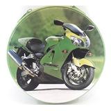 6 Porta Cd E Dvd Motos Ducati Com Estojo Em Metal 24 Dvds