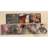 7 Cds Coleção Alicia Keys Songs In A Minor Unplugged As I Am