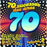 70 Sucessos Dos Anos 70 Cd Vol 2 Duplo Raro Funk Dance Pop