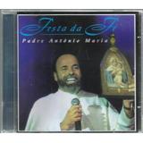 862 Mcd  2014 Cd  Padre Antonio Maria  Festa Da Fé