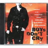 886 Mcd  2000 Cd  Boys Dont Cry  Meninos Não Choram  Trilha