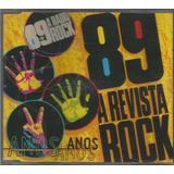 89 A Radio Do Rock Cd 12 Anos Bush Megadeth Silverchair