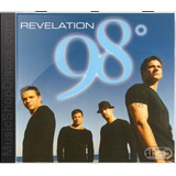 98 Degrees Revelation   Novo Lacrado Original