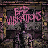 A Day To Remember Bad Vibrations Dlx Importado Cd Novo