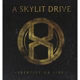 A Skylit Drive   Identity On Fire Importado Envio 12 Reais
