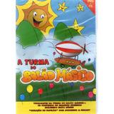 A Turma Do Balão Mágico   Dvd E Cd