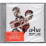 A ha : Mtv Unplugged Summer Solstice Cd Duplo Novo Lacrado