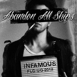 Abandon All Ships infamous Cd Import