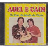 Abel E Caim   Cd Os Reis Da Da Moda De Viola   Lacrado