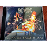 Ac dc With Axl Rose Cliff We Salute You