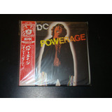 Ac Dc powerage Mini Lp Japonês Com Obi leia