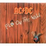 Ac/dc Acdc Cd Fly On The Wall Novo Lacrado Original