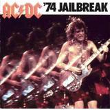 Acdc 74 Jailbreak Cd Original Lacrado Digipack