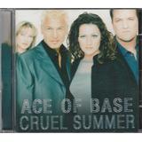 Ace Of Base   Cd Cruel Summer   1998