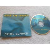 Ace Of Base Cruel Summer Cd Single Promo Brasil Compre Já