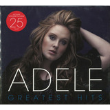Adele    Cd Greatest Hits    Duplo Rússia