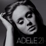 Adele 21 Cd Lacrado Original