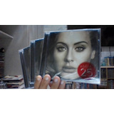 Adele 25 Cd Lacrado Frete 8 Reais
