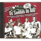 Adryana Ribeiro Swing Simpatia Sociedade Samba Cd Sambas Ano