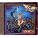 Aerosmith 1997 Nine Lives Cd Falling In Love Importado