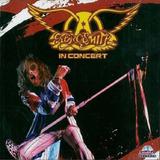 Aerosmith In Concert   Cd Rock