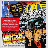Aerosmith Music From Another Dimension Cd Original Lacrado