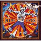 Aerosmith Nine Lives Cd Novo E Lacrado