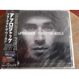 Afrojack  forget The World  Cd Importado Do Japão Com Bonus