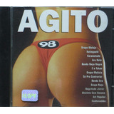 Agito 98 Cd Agito 98 Samba E Pagode Malicia Spc Art Popular