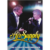 Air Supply   The Ultimate Performance Dvd   Cd Love Songs