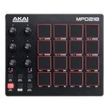 Akai Mpd218 Mpd 218 Controlador Midi Usb Dj 16 Pads