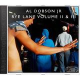 Al Dobson Jr Rye Lane Volume Ii  Iii   Novo Lacrado Original