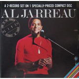 Al Jarreau   Look To The Rainbow Live    Cd Importado