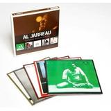 Al Jarreau Originals Album Serie   Box Com 5 Cds   Digipac