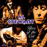 Al Stewart Year Of The Cat Live   Cd Rock
