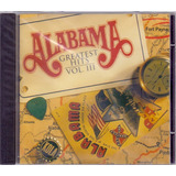 Alabama 1994 Greatest Hits Vol  3 Cd Give Me One More Shot