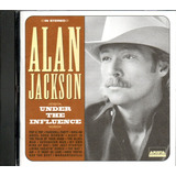 Alan Jackson under The Influence 1999 cd Importado