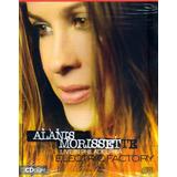 Alanis Morissette Cd Live Philadelphia Original Novo Lacrado