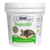 Alcon Reptolife 1kg Ração Tartarugas