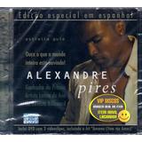 Alexandre Pires Estrela Guia Cd Dvd   Original Novo Lacrado