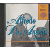 Alfredo De Angelis   Cd Exitos De Oro   Sucessos   Tango