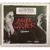 Alice Cooper Cd Duplo Paranormal Evening Import Germany 2cds