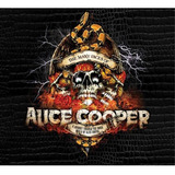 Alice Cooper The Many Faces Of   3 Cds Rock