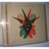 Alice In Chains   The Devil Put Dinosaurs Here Cd Importado