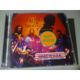 Alice In Chains Mtv Unplugged Cd Lacrado Made Usa: Importado